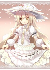 Rating: Safe Score: 29 Tags: akeboshi_kagayo dress kirisame_marisa touhou User: blooregardo