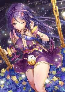Rating: Safe Score: 38 Tags: cleavage dress faicha puzzle_&_dragons User: Mr_GT