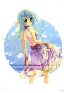 Rating: Safe Score: 10 Tags: dress elf mitha pointy_ears User: SubaruSumeragi