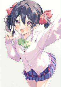 Rating: Safe Score: 31 Tags: ayuma_sayu love_live! seifuku selfie skirt_lift sweater yazawa_nico User: Twinsenzw