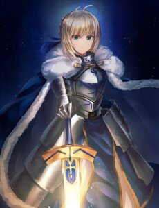 Rating: Safe Score: 24 Tags: armor dress fate/stay_night saber sword tagme User: Nepcoheart