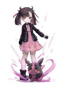 Rating: Safe Score: 15 Tags: dress mary_(pokemon) pokemon pokemon_sword_and_shield tagme User: Nico-NicoO.M.