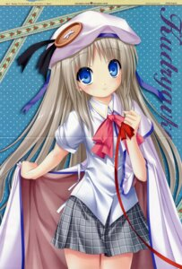 Rating: Safe Score: 17 Tags: crease fixme key little_busters! na-ga noumi_kudryavka seifuku User: admin2