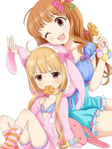 Rating: Questionable Score: 48 Tags: bra futaba_anzu loli moroboshi_kirari the_idolm@ster the_idolm@ster_cinderella_girls yuki_(yukillust) User: animeprincess