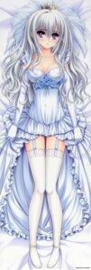 Rating: Safe Score: 103 Tags: caramel-box cleavage dakimakura dress fixed genderswap kisakinomiya_chihaya norita otome_wa_boku_ni_koi_shiteru otome_wa_boku_ni_koi_shiteru_2 stockings thighhighs trap wedding_dress User: DDD