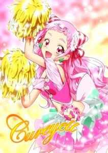 Rating: Safe Score: 9 Tags: cheerleader hugtto!_precure nono_hana see_through thighhighs yuto User: charunetra