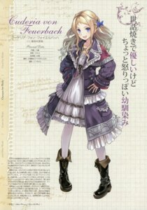 Rating: Safe Score: 41 Tags: atelier atelier_rorona cordelia_von_feuerbach dress kishida_mel profile_page User: crim