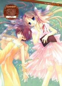 Rating: Safe Score: 12 Tags: dress sakurazawa_izumi User: fireattack