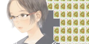 Rating: Safe Score: 8 Tags: matayoshi megane User: blooregardo