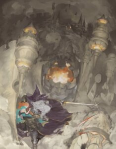 Rating: Safe Score: 14 Tags: armor dress granblue_fantasy n9+ sara_(granblue_fantasy) sword User: Mr_GT