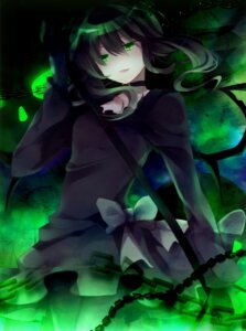 Rating: Safe Score: 21 Tags: black_rock_shooter dead_master ibara_riato vocaloid User: fireattack
