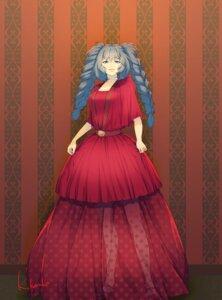 Rating: Safe Score: 8 Tags: dress heels kazamidori_haruka see_through tokyo_ghoul yonebayashi_saiko User: charunetra