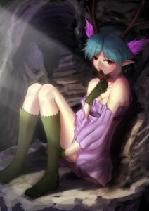 Rating: Questionable Score: 26 Tags: c_(control) cleavage dress elf exxe pointy_ears q_(control) User: Dark_Person