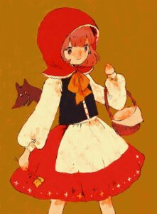 Rating: Safe Score: 6 Tags: big_bad_wolf dress little_red_riding_hood_(character) motima red_riding_hood User: Debbie