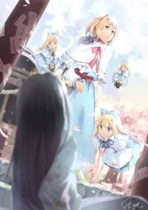 Rating: Safe Score: 21 Tags: alice_margatroid dress etm shanghai touhou User: Mr_GT