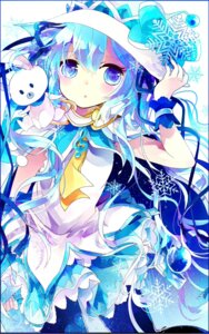 Rating: Safe Score: 41 Tags: hatsune_miku remi vocaloid yuki_miku User: lichtzhang
