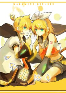 Rating: Safe Score: 3 Tags: i-riya kagamine_len kagamine_rin vocaloid User: Nekotsúh
