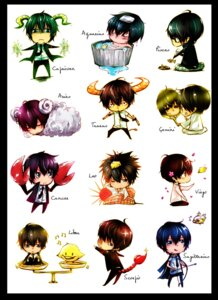 Rating: Safe Score: 11 Tags: astro-g hibari_kyoya horns katekyo_hitman_reborn! male seifuku User: charunetra