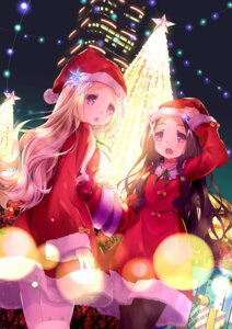 Rating: Safe Score: 24 Tags: 54hao christmas dress pantyhose User: BattlequeenYume
