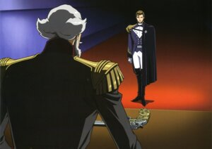 Rating: Safe Score: 1 Tags: gundam gundam_wing male treize_khushrenada User: Aurelia