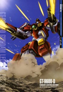 Rating: Safe Score: 11 Tags: gun gundam gundam_x mecha yamane_masahiro_(animator) User: drop