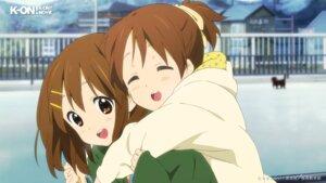 Rating: Questionable Score: 8 Tags: hirasawa_ui hirasawa_yui k-on! User: For.Infi