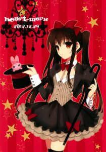 Rating: Safe Score: 51 Tags: heart-work suzuhira_hiro thighhighs User: Hatsukoi