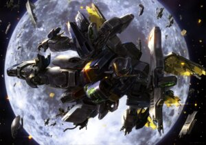 Rating: Safe Score: 16 Tags: gundam gundam_x mecha User: drop