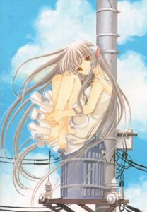 Rating: Safe Score: 7 Tags: chii chobits clamp User: syaoran-kun