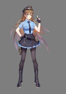 Rating: Safe Score: 34 Tags: daye_bie_qia_lian garter heels jimolianzhanji pantyhose police_uniform transparent_png User: Radioactive