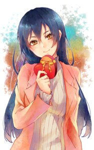 Rating: Safe Score: 20 Tags: love_live! sonoda_umi sweater valentine yumari_nakura User: Mr_GT