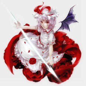 Rating: Safe Score: 8 Tags: dress m29 remilia_scarlet touhou wings User: Mr_GT