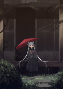 Rating: Safe Score: 24 Tags: japanese_clothes naomasap umbrella User: Mr_GT