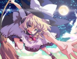 Rating: Safe Score: 6 Tags: kimino kirisame_marisa touhou User: konstargirl