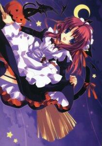 Rating: Safe Score: 4 Tags: halloween maid minazuki_haruka neko witch User: Radioactive