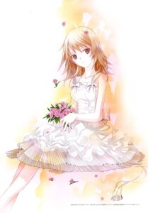 Rating: Safe Score: 12 Tags: bungaku_shoujo dress kotobuki_nanase takeoka_miho User: Radioactive