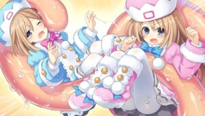 Rating: Questionable Score: 32 Tags: choujigen_game_neptune pantyhose ram_(choujigen_game_neptune) rom_(choujigen_game_neptune) tentacles tsunako User: Nepcoheart