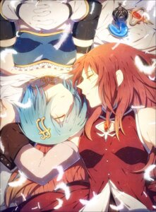 Rating: Safe Score: 13 Tags: miki_sayaka mk puella_magi_madoka_magica sakura_kyouko User: animeprincess