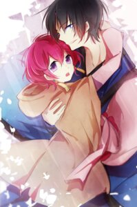 Rating: Safe Score: 11 Tags: akatsuki_no_yona hak_son leafwow yona User: charunetra