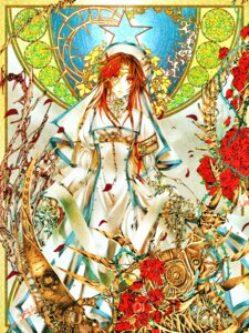 Rating: Safe Score: 3 Tags: esther_blanchett seon trinity_blood User: Radioactive