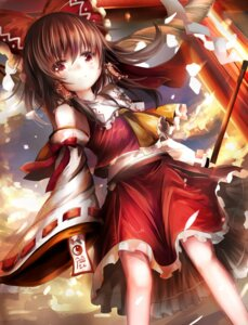 Rating: Safe Score: 27 Tags: hakurei_reimu touhou umagenzin User: 椎名深夏