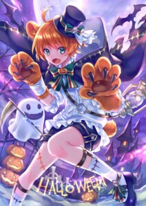 Rating: Safe Score: 8 Tags: animal_ears halloween heels tail zoff_(daria) User: Mr_GT
