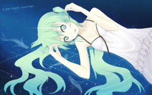 Rating: Safe Score: 19 Tags: dress hatsune_miku last_night_good_night_(vocaloid) powhu vocaloid wallpaper User: charunetra