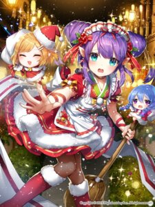Rating: Safe Score: 20 Tags: apple-caramel chibi christmas dress maid pantyhose pointy_ears wa_maid User: Mr_GT