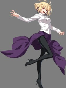 Rating: Safe Score: 25 Tags: arcueid_brunestud heels melty_blood pantyhose skirt_lift sweater tagme transparent_png tsukihime User: Fanla