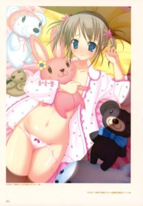 Rating: Questionable Score: 46 Tags: itou_life loli no_bra open_shirt pantsu User: crim