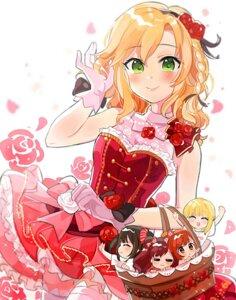 Rating: Safe Score: 13 Tags: chibi dress fanqie_danbaogua ichinose_shiki igarashi_kyouko miyamoto_frederica nakano_yuka sakurai_momoka_(idolm@ster) the_idolm@ster the_idolm@ster_cinderella_girls thighhighs User: animeprincess