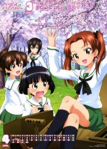 Rating: Safe Score: 36 Tags: calendar girls_und_panzer kadotani_anzu kawashima_momo koyama_yuzu megane seifuku sono_midoriko yamaguchi_asuka User: drop