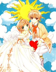 Rating: Safe Score: 8 Tags: card_captor_sakura clamp kinomoto_sakura li_syaoran User: Share