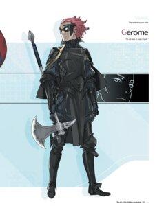 Rating: Questionable Score: 1 Tags: armor fire_emblem fire_emblem_kakusei gerome kozaki_yuusuke nintendo weapon User: Radioactive